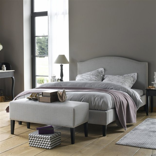 banc de lit la redoute. Black Bedroom Furniture Sets. Home Design Ideas