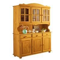 mobilier-maison-buffet-de-cuisine-en-pin-3.jpg - Meuble De Cuisine En Pin