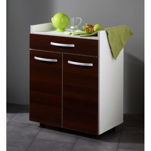 buffet de cuisine wenge. Black Bedroom Furniture Sets. Home Design Ideas