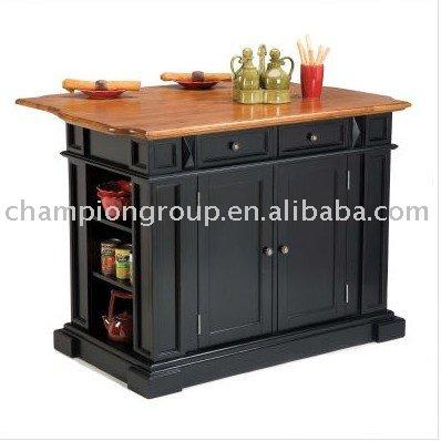 buffet de cuisine wood