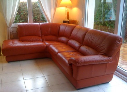 Canap d 39 angle vendre occasion univers canap - Canape occasion liege ...