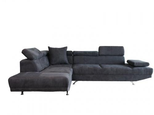 canape d 39 angle microfibre. Black Bedroom Furniture Sets. Home Design Ideas