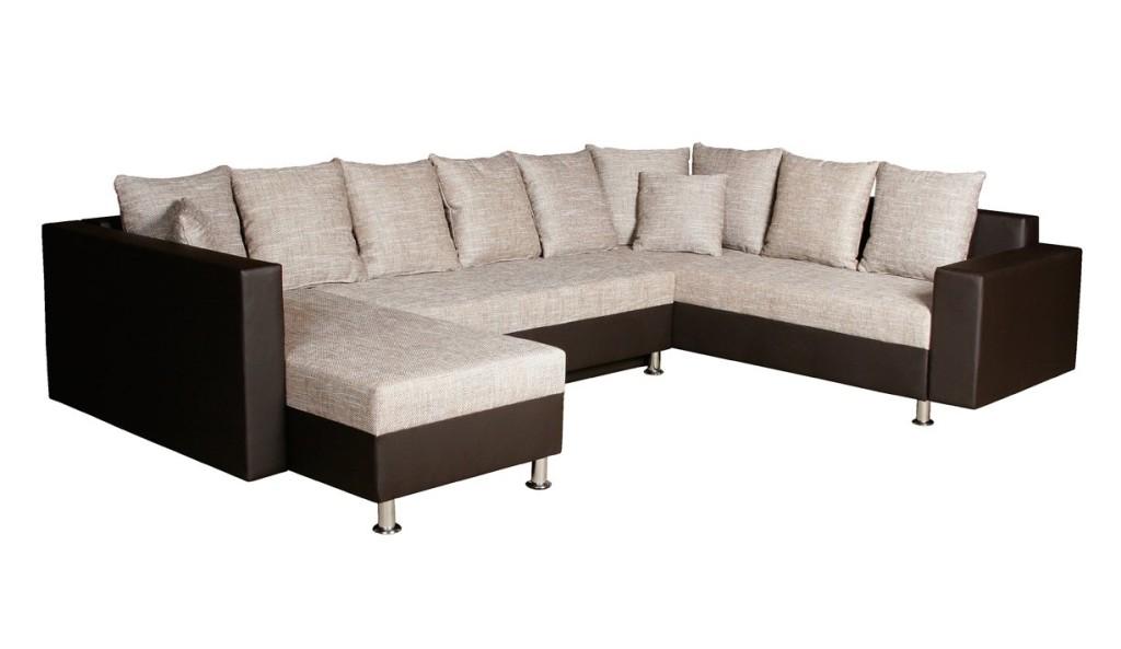 canape d 39 angle tissu convertible. Black Bedroom Furniture Sets. Home Design Ideas