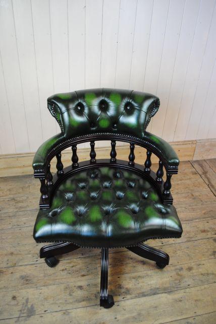 Chaise De Bureau Anglais. Gladstone With Chaise De Bureau Anglais