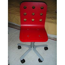 chaise de bureau jules - Chaise Bureau Enfant Ikea