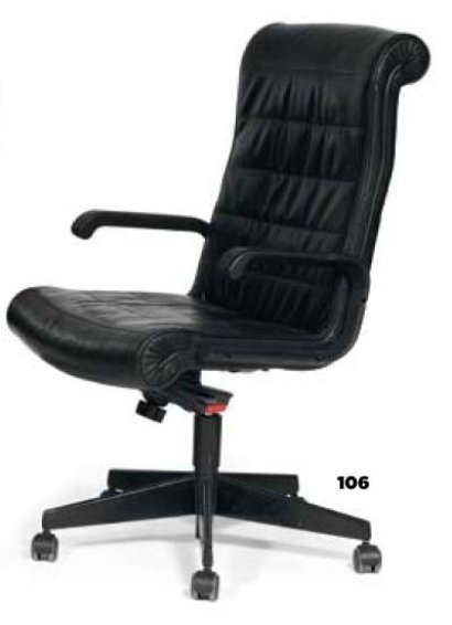 chaise de bureau knoll. Black Bedroom Furniture Sets. Home Design Ideas