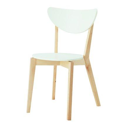 Chaise de cuisine bois naturel for Chaises de cuisine en bois