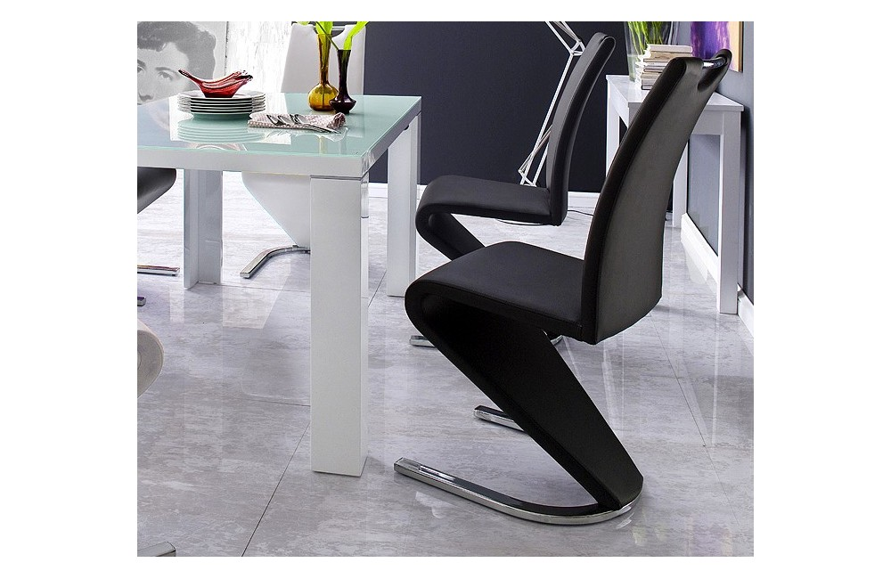 Chaise de salle a manger design torino b for Salle a manger design 2015