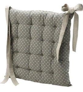 Galette de chaise alizea - Galette de chaise comptoir de famille ...