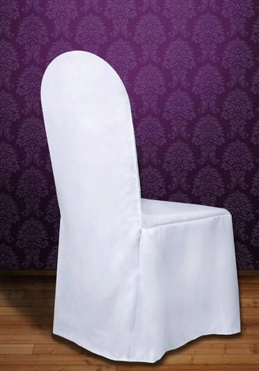 housse de chaise dossier haut. Black Bedroom Furniture Sets. Home Design Ideas