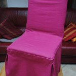 Les Fées Tisseuses :: Housse de chaise
