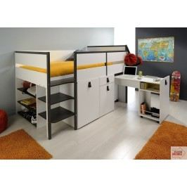 lit bebe gain de place. Black Bedroom Furniture Sets. Home Design Ideas