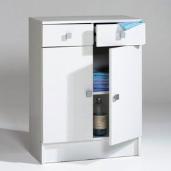 Meuble bas de salle de bain conforama - Meuble rangement papier ikea ...