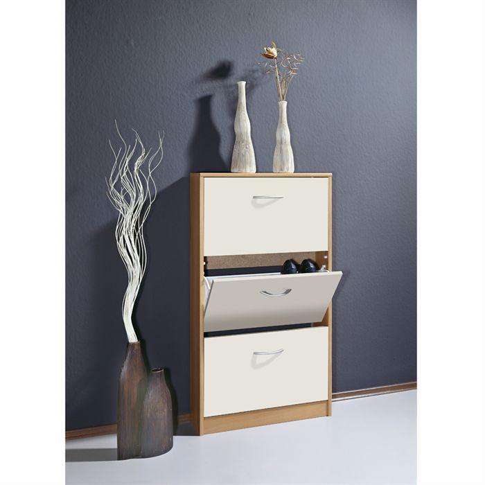 meuble chaussure 15 cm de profondeur. Black Bedroom Furniture Sets. Home Design Ideas