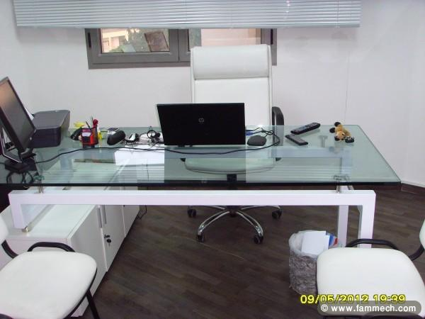 Organisation meuble de bureau tunisie for Meuble bureau tunisie