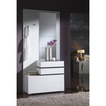 meuble d 39 entree vestiaire chaussures. Black Bedroom Furniture Sets. Home Design Ideas