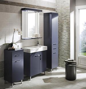 meuble salle de bain faible profondeur