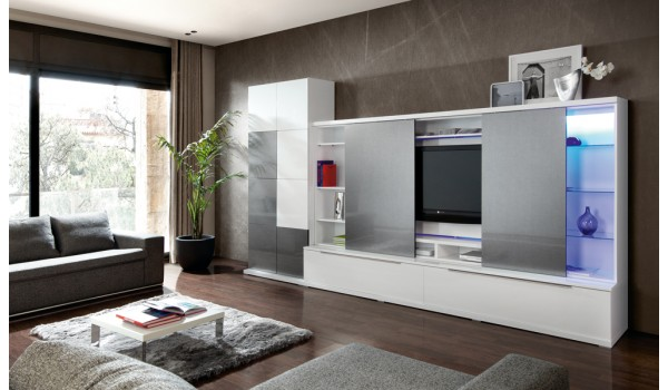 meuble tv design avec porte coulissante solutions pour la d coration int rieure de votre maison. Black Bedroom Furniture Sets. Home Design Ideas