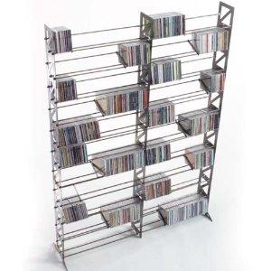 rangement a cd. Black Bedroom Furniture Sets. Home Design Ideas
