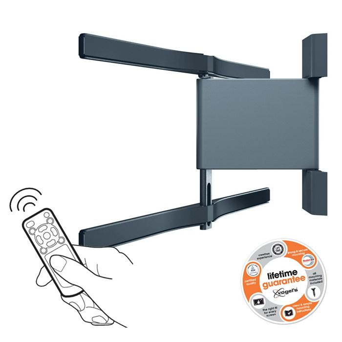 Support Mural Tv Ultra Slim Orientable