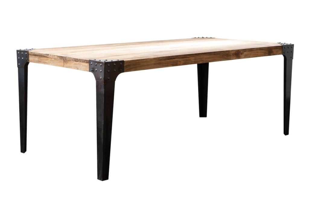 Table A Manger Acier