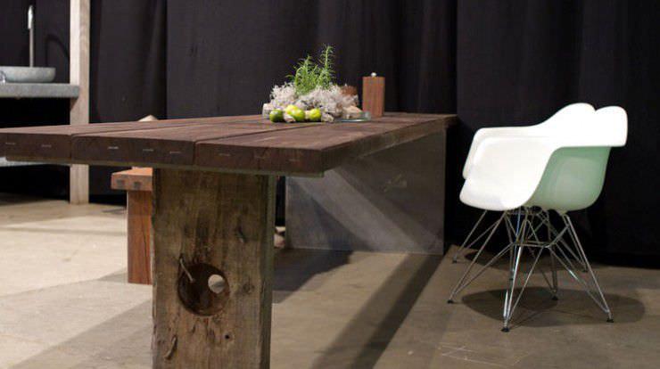 mobilier maison table a manger design bois 4 Résultat Supérieur 60 Impressionnant Table A Manger Design Bois Galerie 2018 Hht5