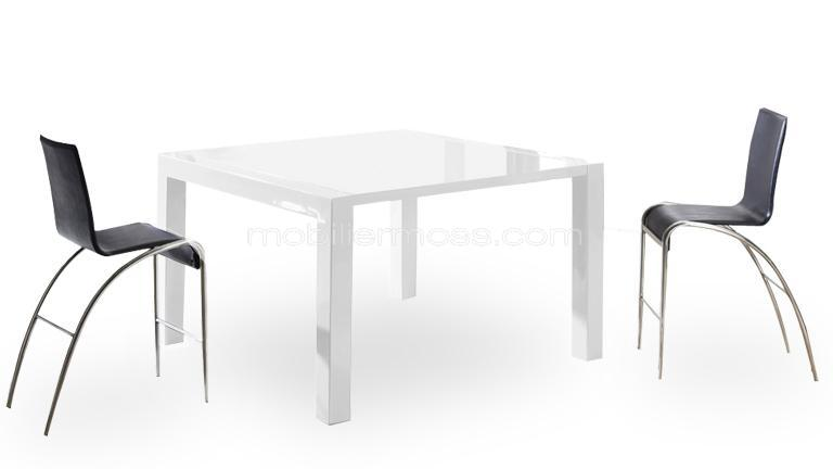 Exemple table a manger haute extensible for Table a manger haute