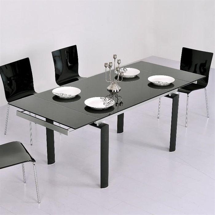table a manger verre trempe en ligne