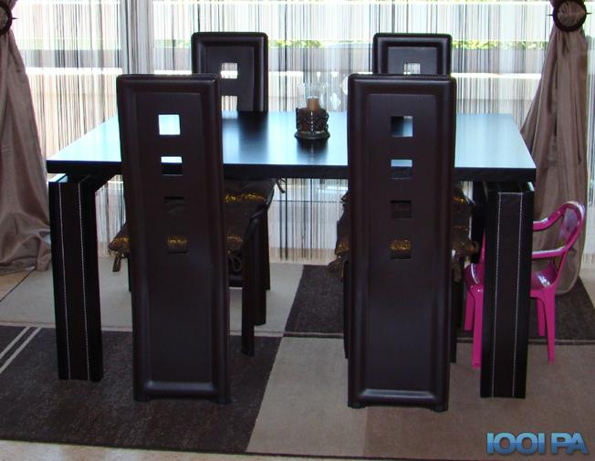 photo table a manger wenge pas cher. Black Bedroom Furniture Sets. Home Design Ideas