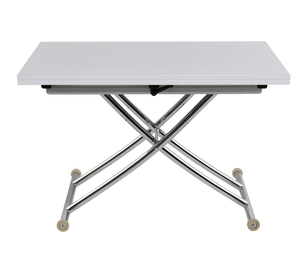 Table basse pliante avec rallonge for Table pliante but