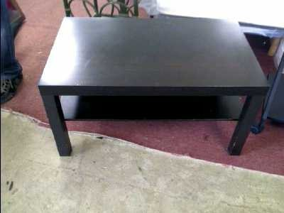 table basse wenge ikea