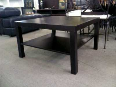 Exemple Table Basse Wenge Ikea