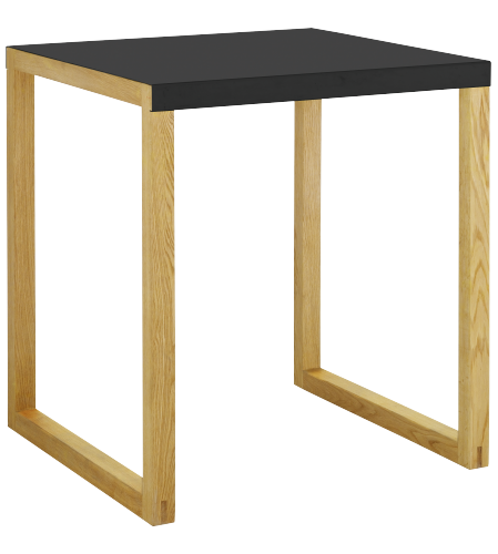 table de chevet hana habitat. Black Bedroom Furniture Sets. Home Design Ideas