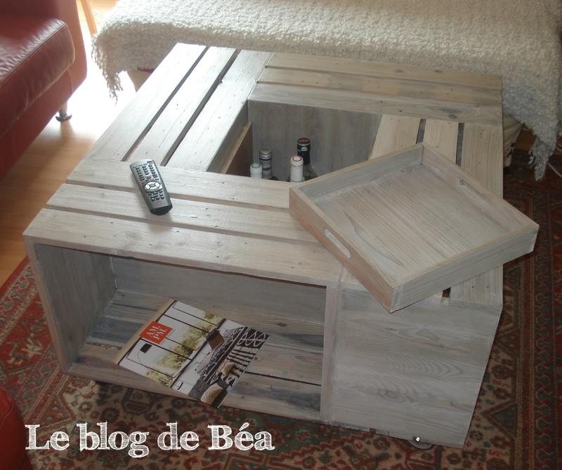 photo table de bar en palette. Black Bedroom Furniture Sets. Home Design Ideas