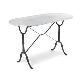 trouver table de bar marbre. Black Bedroom Furniture Sets. Home Design Ideas