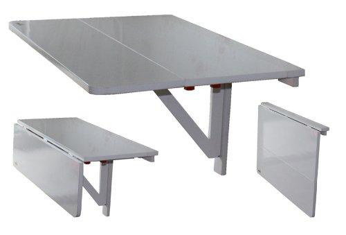 table de bar rabattable. Black Bedroom Furniture Sets. Home Design Ideas