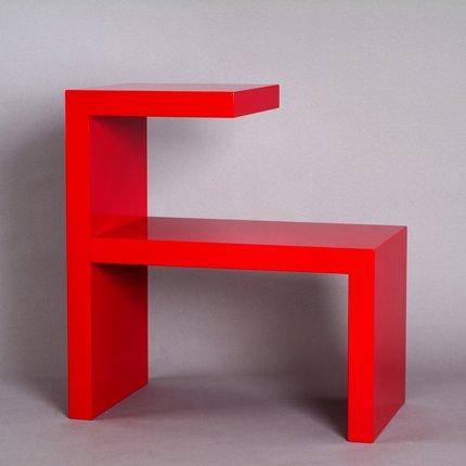Table De Chevet En E