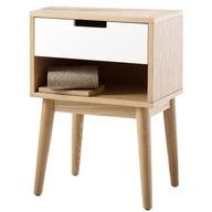 table de chevet la redoute. Black Bedroom Furniture Sets. Home Design Ideas