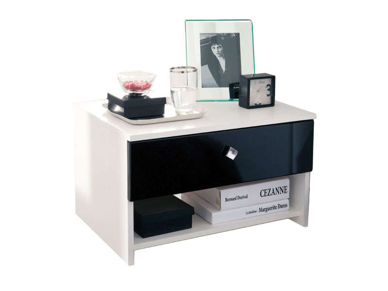 Table de chevet pas cher conforama for Table tv pas cher
