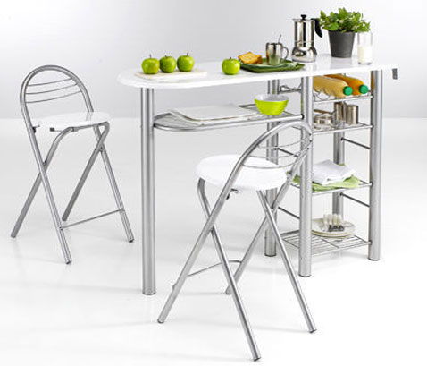 Table desserte but for Petit meuble pour cuisine