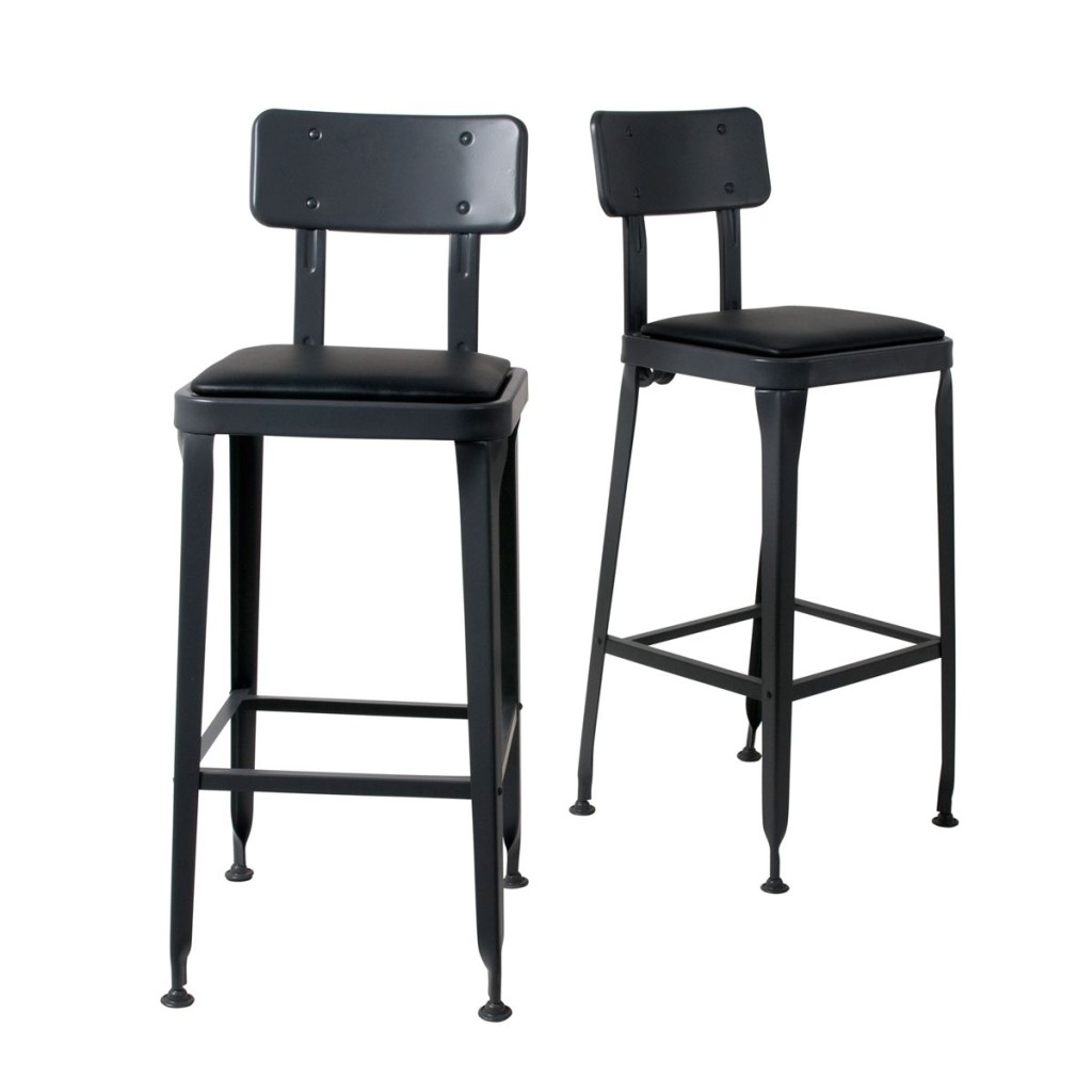 tabouret de bar haut tabouret de bar en bois haut 74cm mjiila tabouret bar haut de gamme. Black Bedroom Furniture Sets. Home Design Ideas