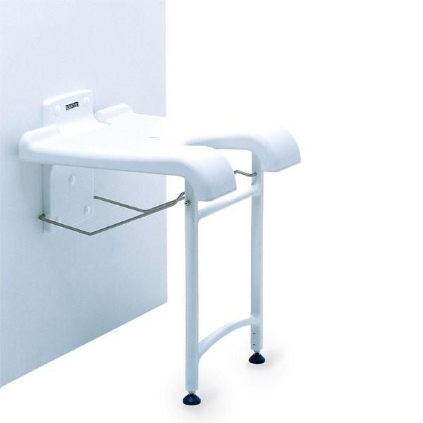 photo tabouret de douche invacare. Black Bedroom Furniture Sets. Home Design Ideas