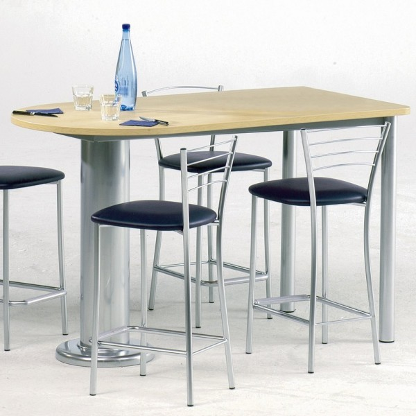Tabouret pour table snack - Table bar cuisine design ...