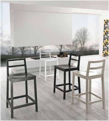 tabouret pour table snack. Black Bedroom Furniture Sets. Home Design Ideas