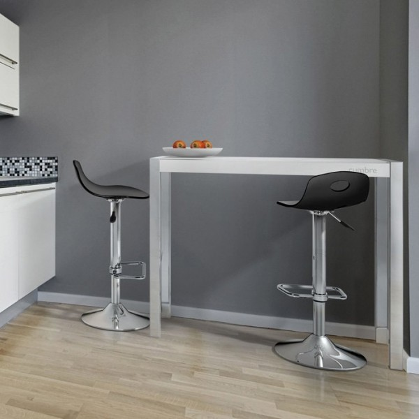 tabouret pour table snack. Black Bedroom Furniture Sets. Home Design Ideas