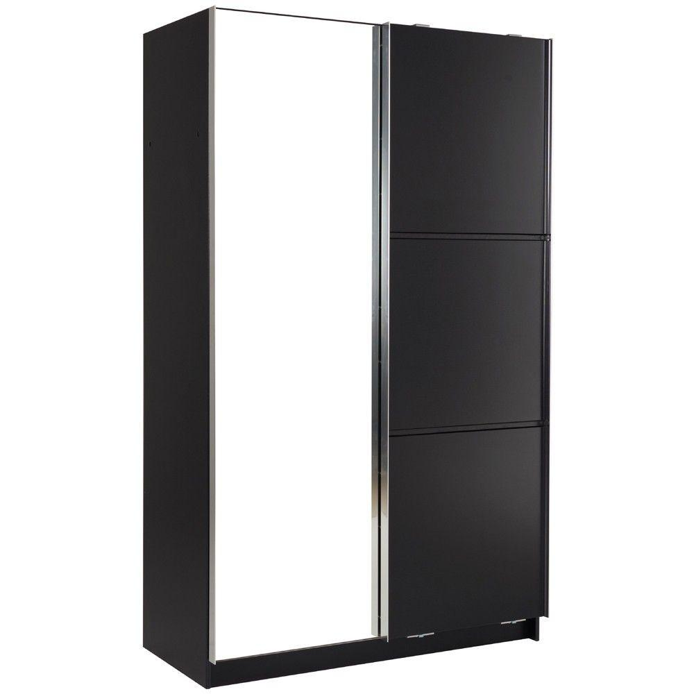 armoire chambre noire laquee. Black Bedroom Furniture Sets. Home Design Ideas