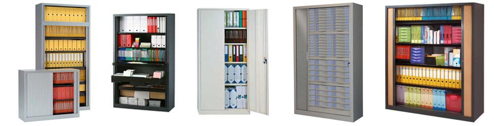 Photo armoire de bureau pour particulier for Mobilier bureau particulier