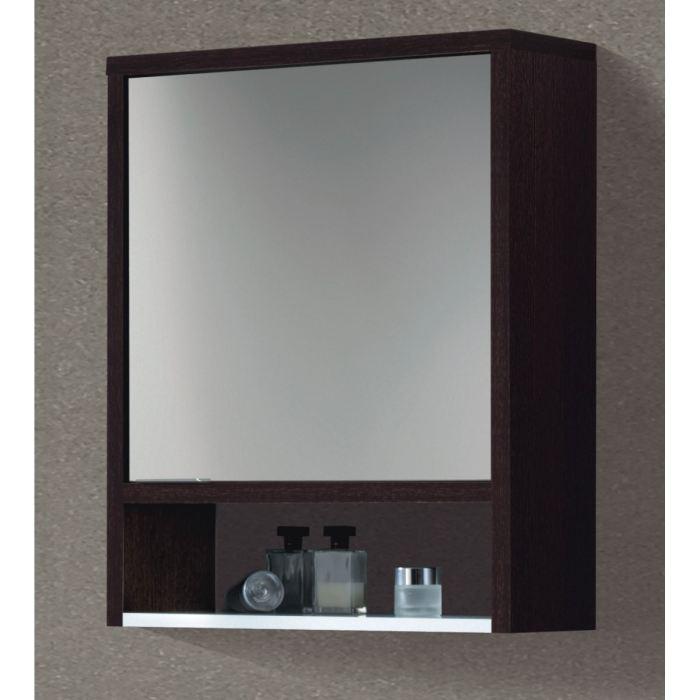 Armoire salle de bain miroir pas cher for Miroir salle a manger pas cher