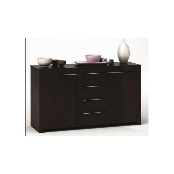 buffet bas wenge. Black Bedroom Furniture Sets. Home Design Ideas