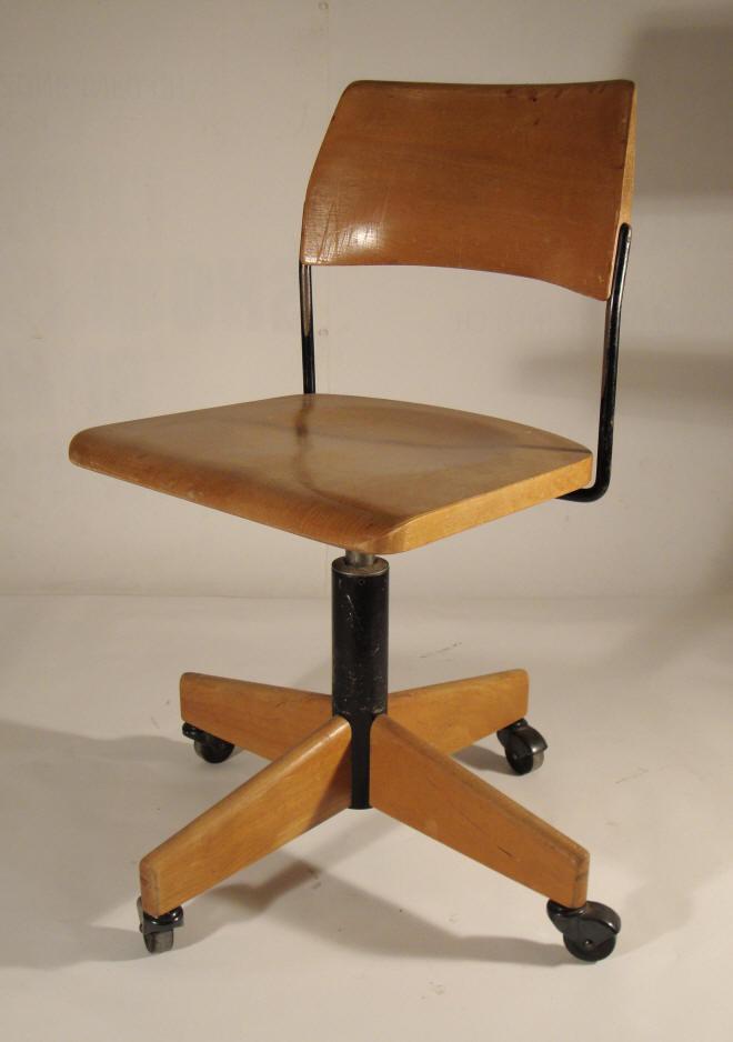 chaise de bureau bois. Black Bedroom Furniture Sets. Home Design Ideas